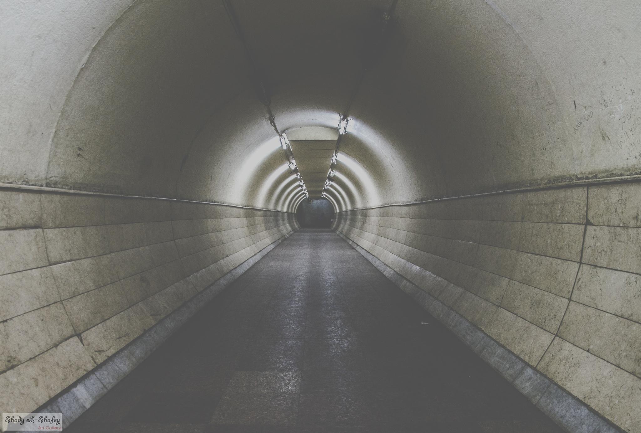Horror tunnel by Shady EL-Shafey