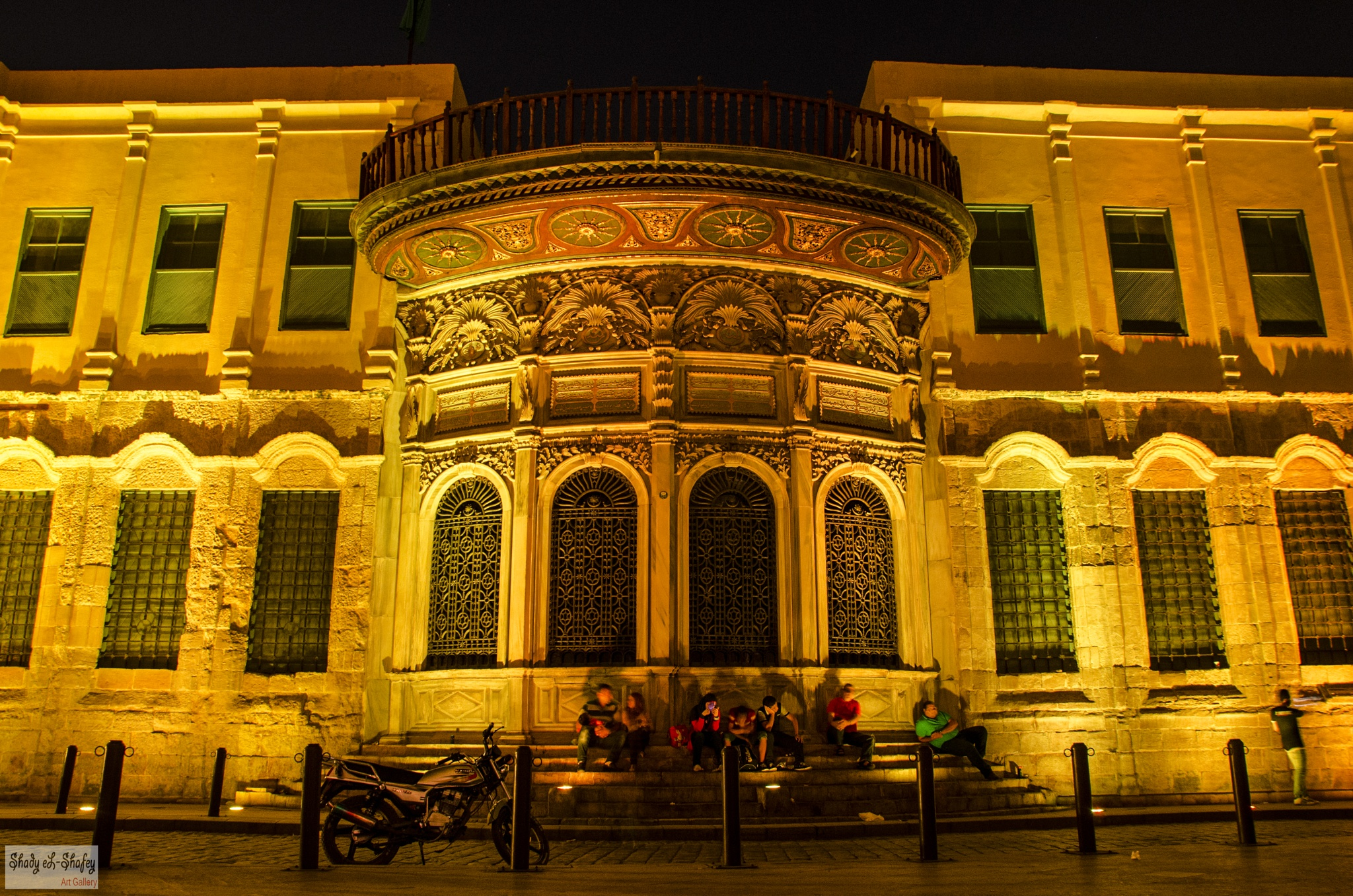 Moeaz St. Cairo by Shady EL-Shafey