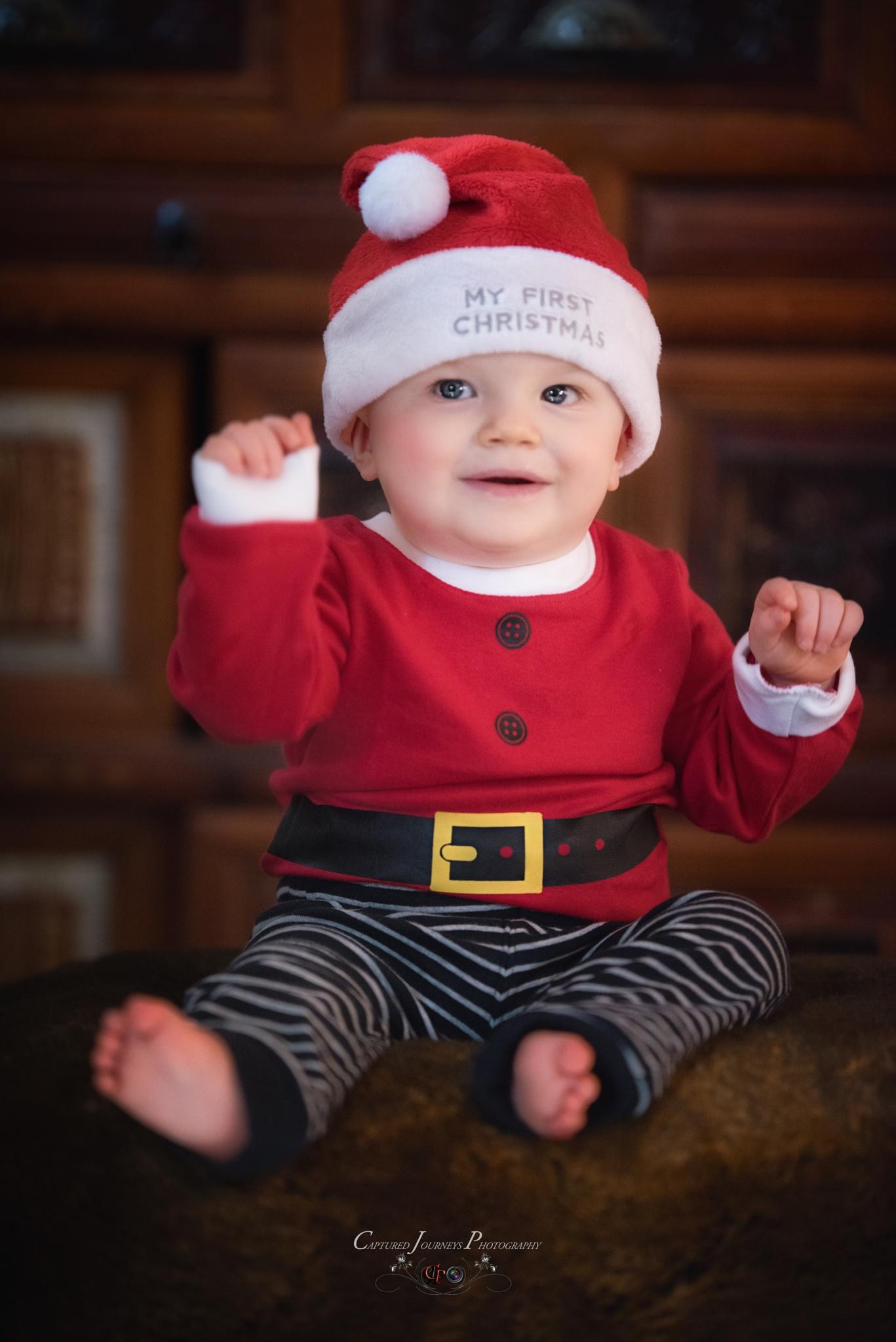 Santa's Little Helper by Kelly Schneider