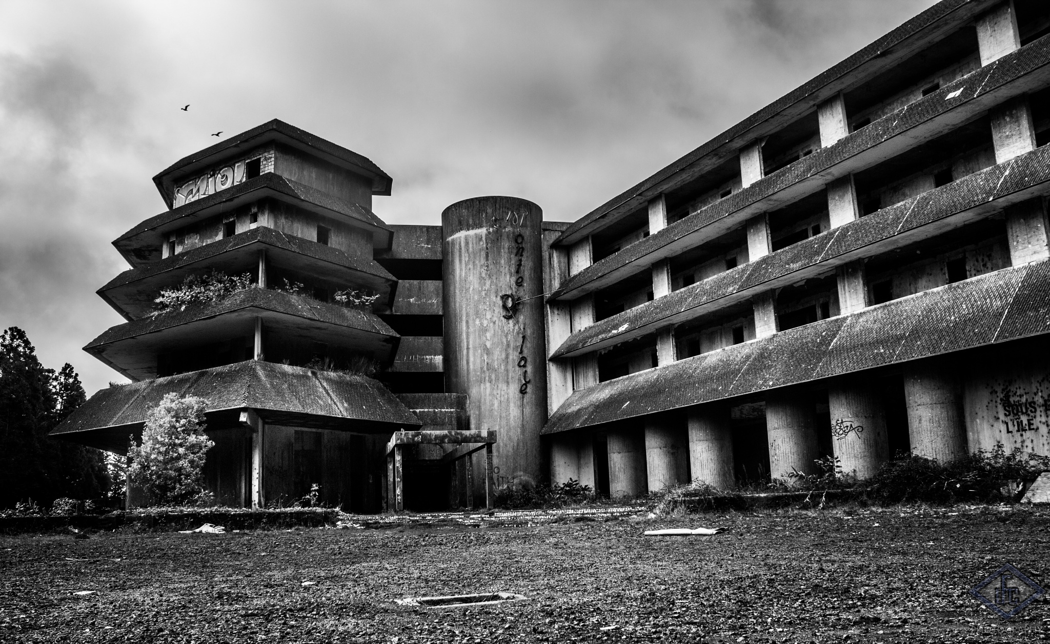 Lost Hotel by LuisFilipeCorreia