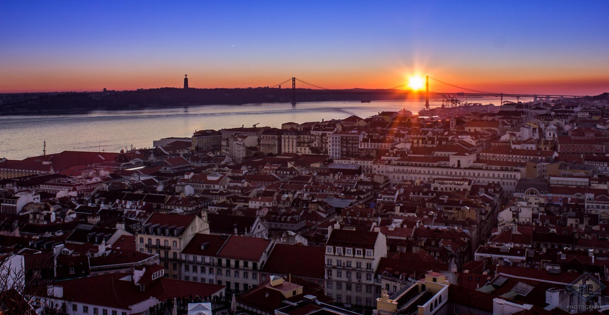 Baixa de Lisboa by LuisFilipeCorreia