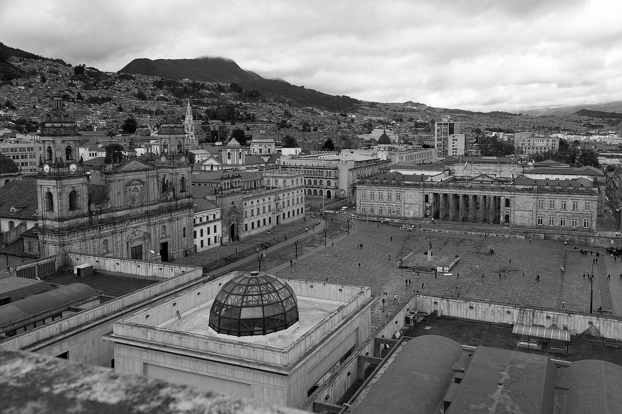 Bogotá D.C. by Felipe Molano B