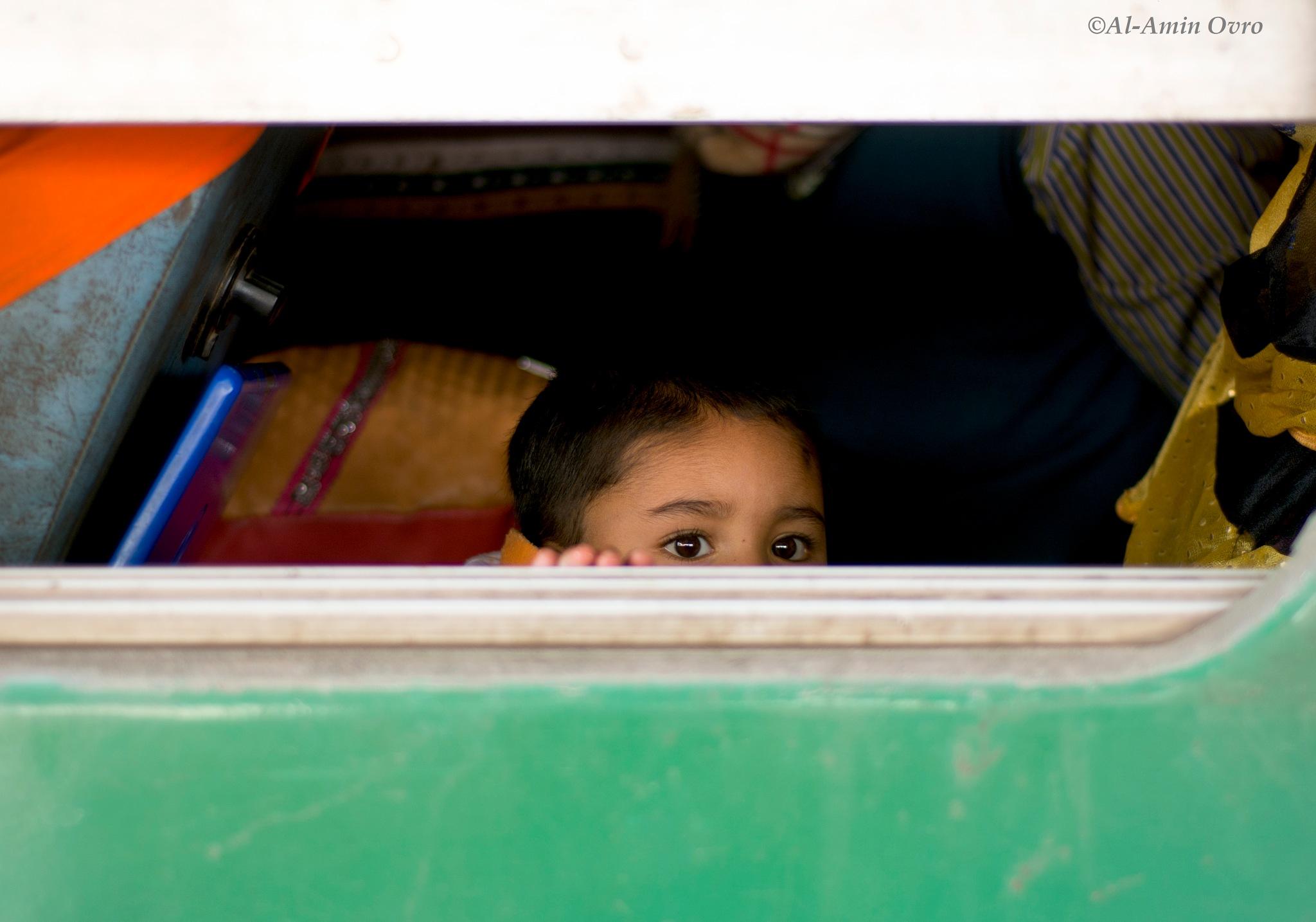 The Child by Al-Amin Ovro