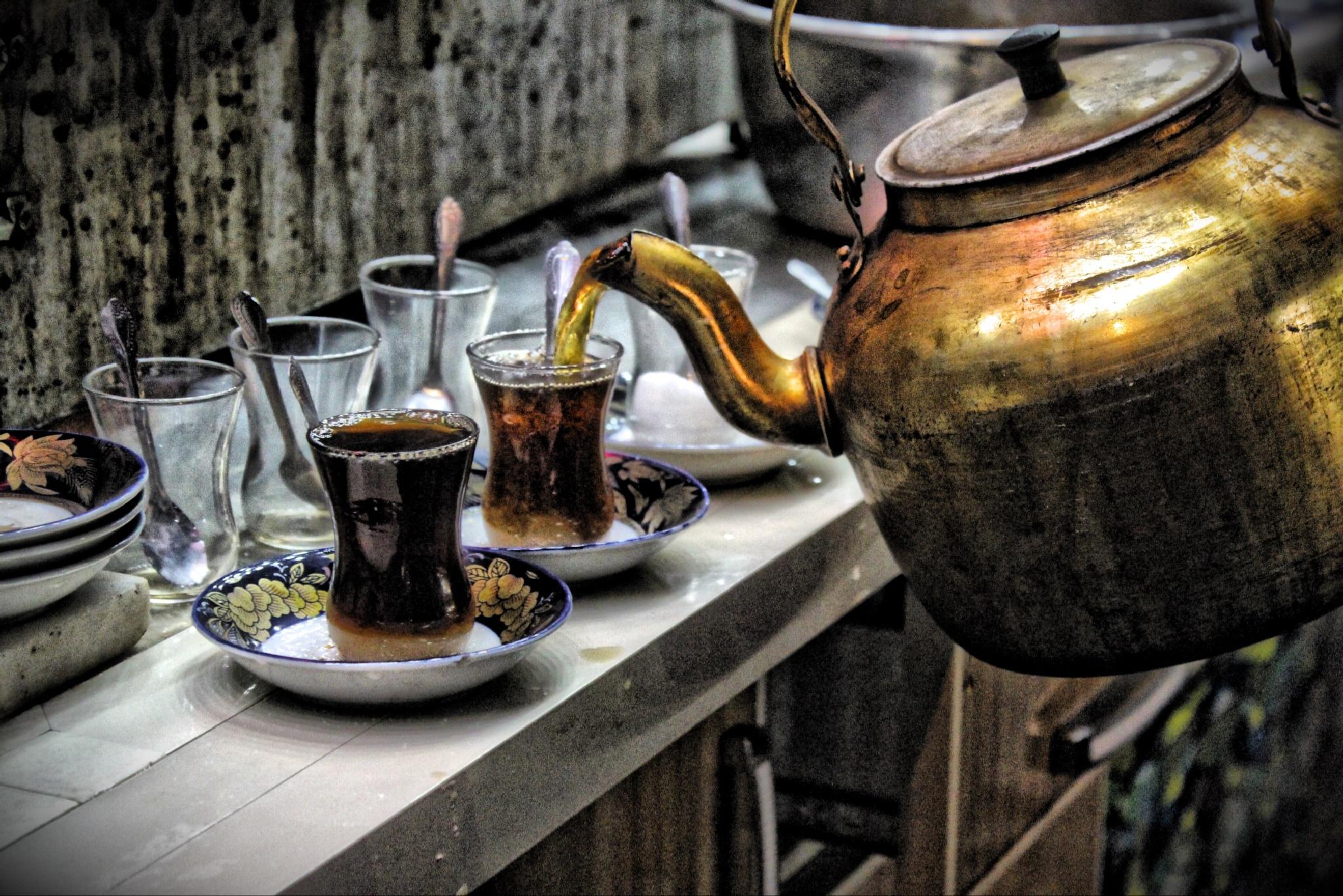 Tea Karbala by AymanAlwaeli