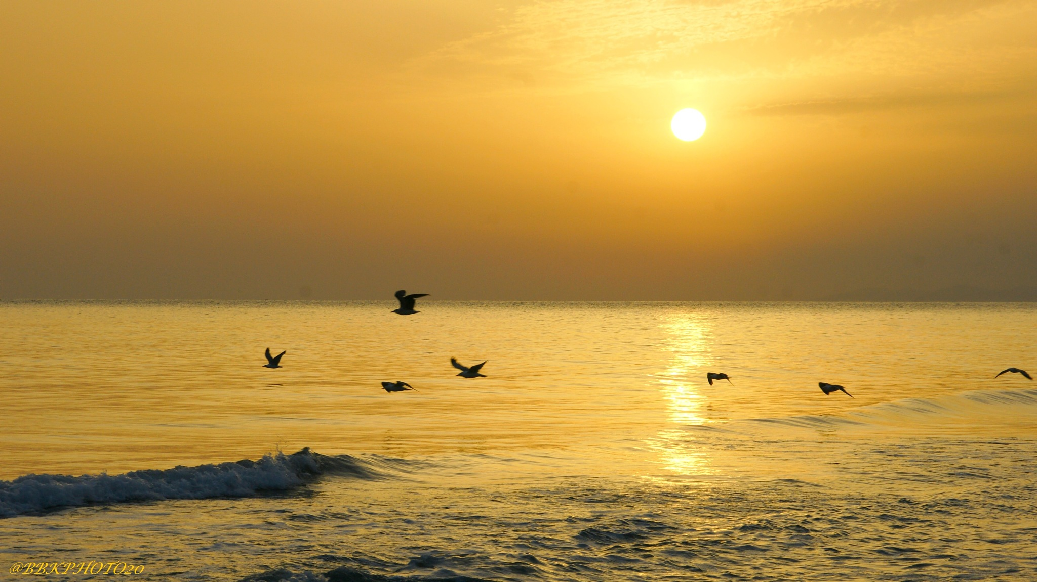 soleil levant by Boubakar Hammadi