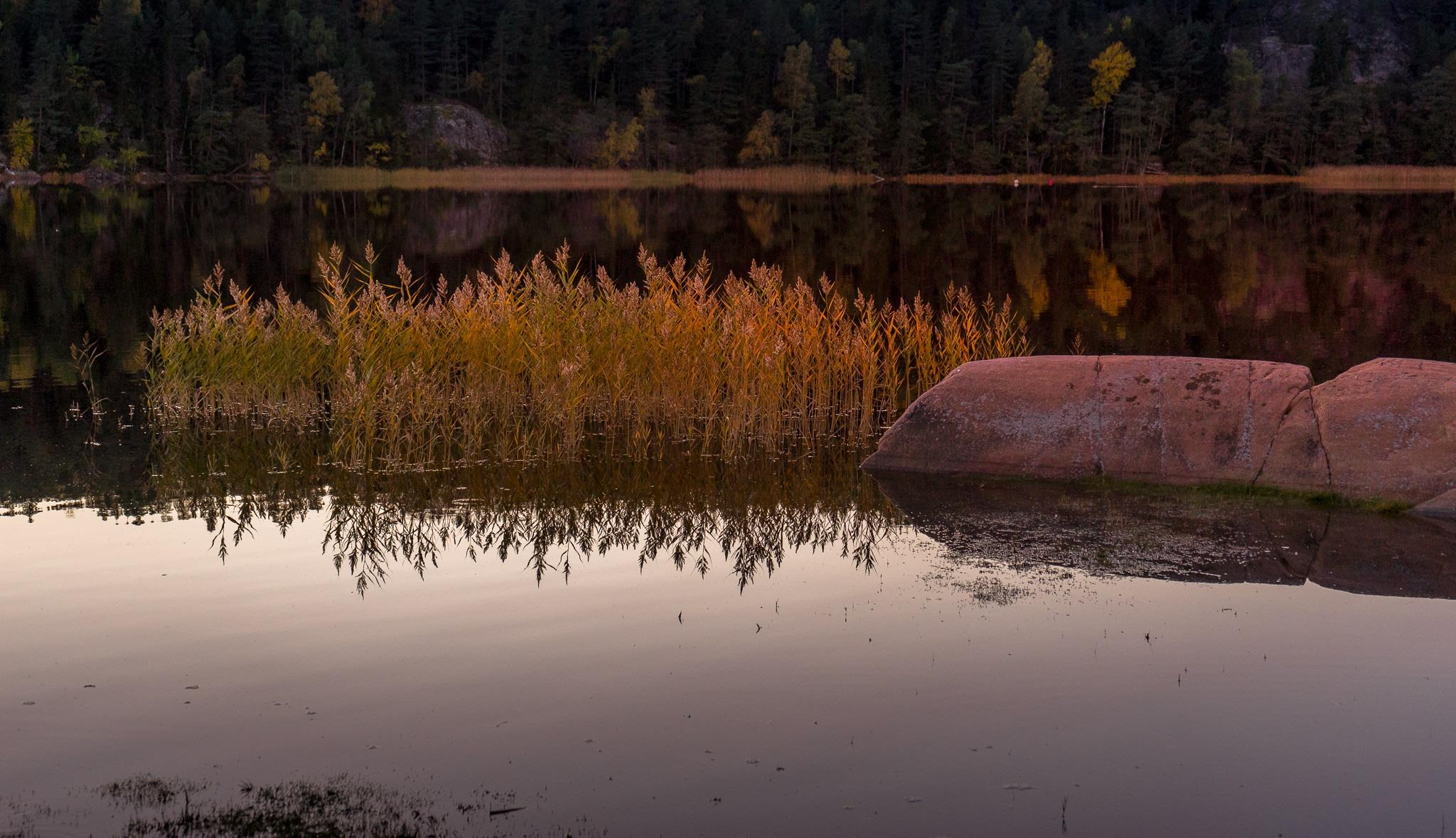 Calm evening by Jens-Chr.