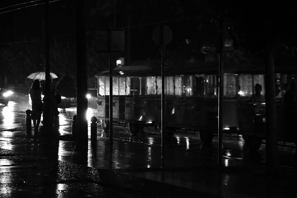 rainy night by Tonia Karaleka _ BBphotography