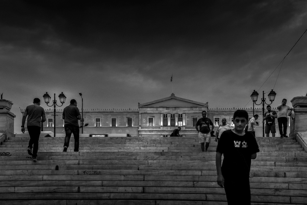 parliament athens by Tonia Karaleka _ BBphotography