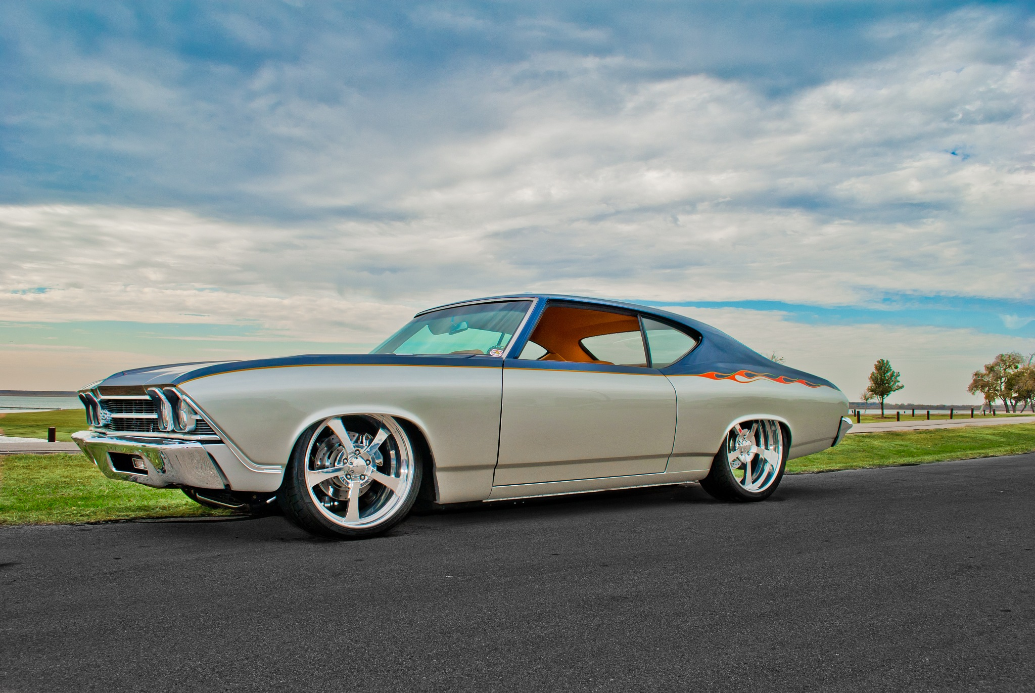 69 Chevy  by Maxphotog