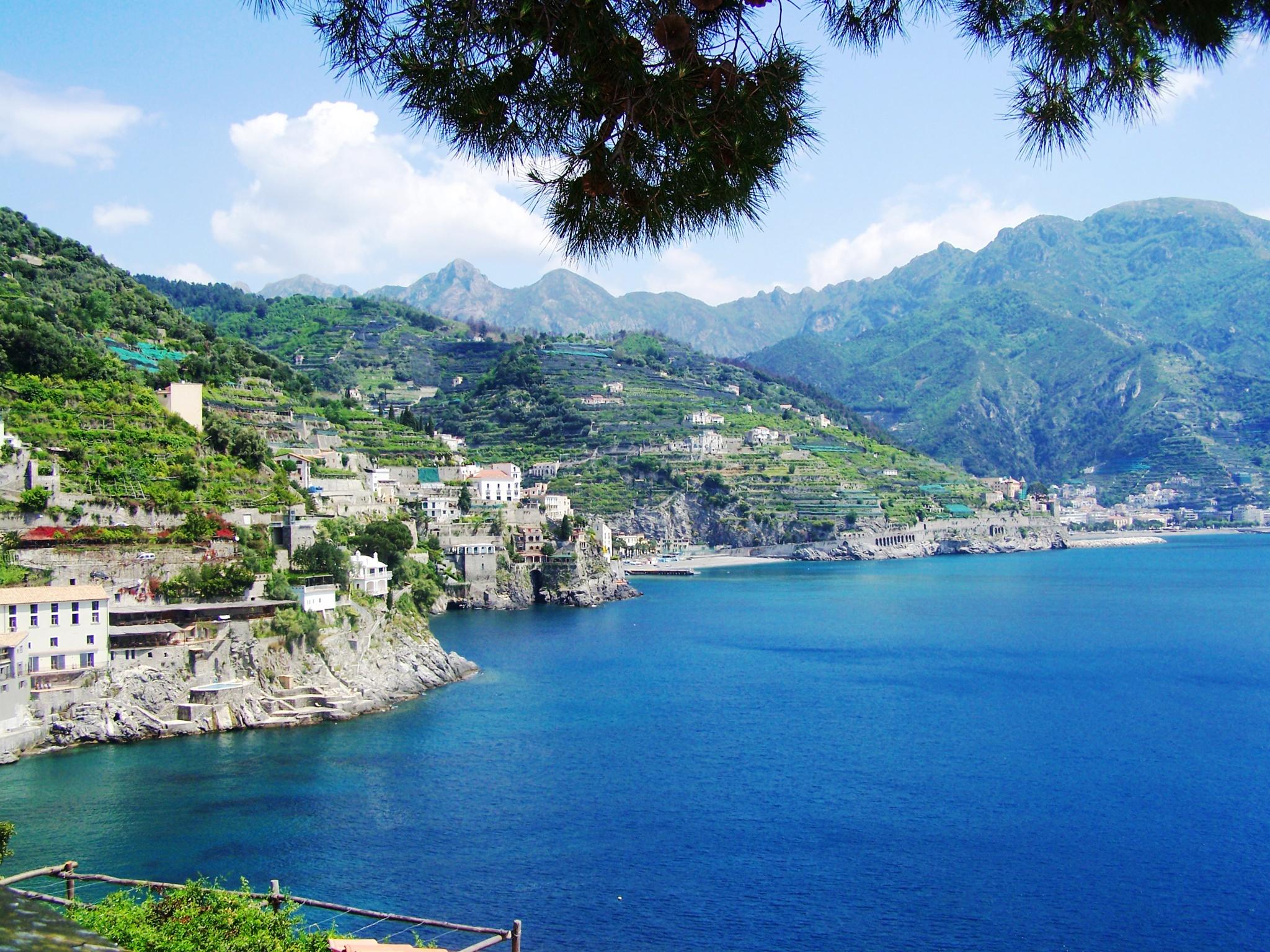 Minori, Italy by BendTheLens