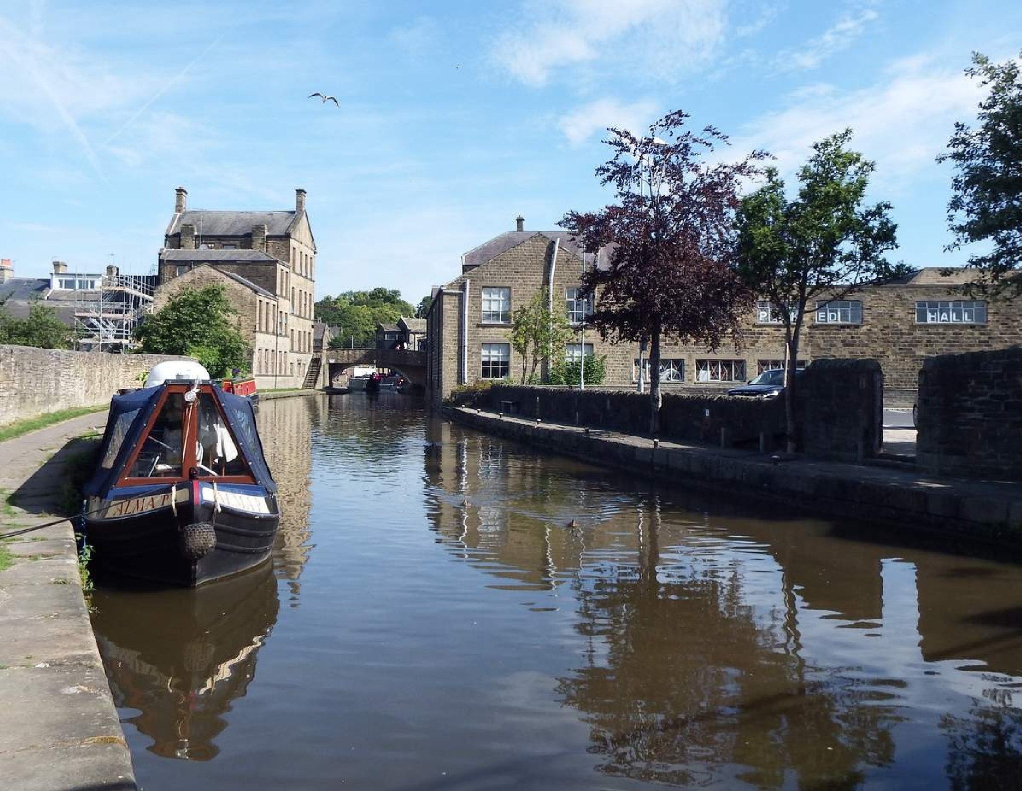 skipton yorkshire by Betty Taylor