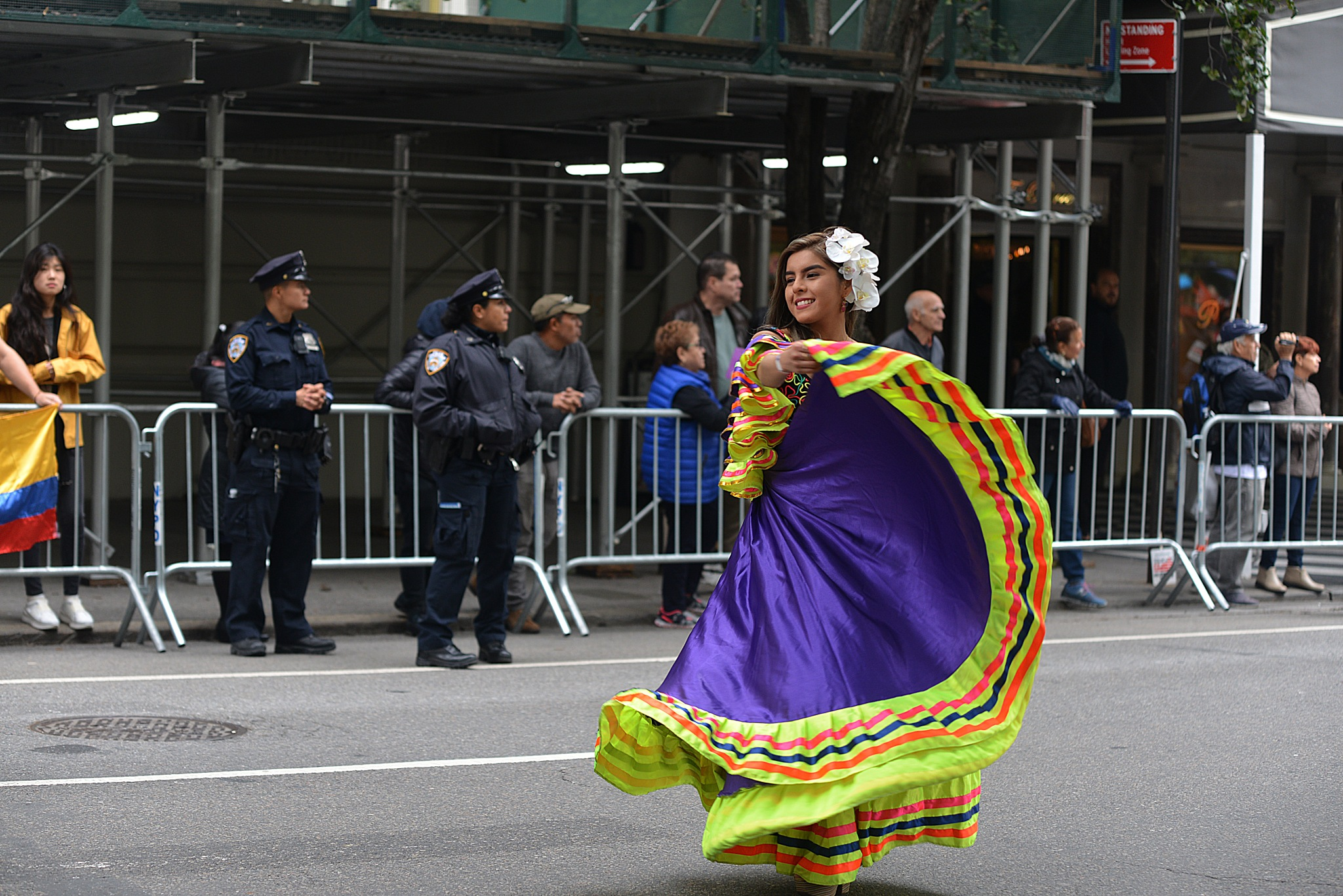 2018 Hispanic Day parade NYC by Nelson Sibulo