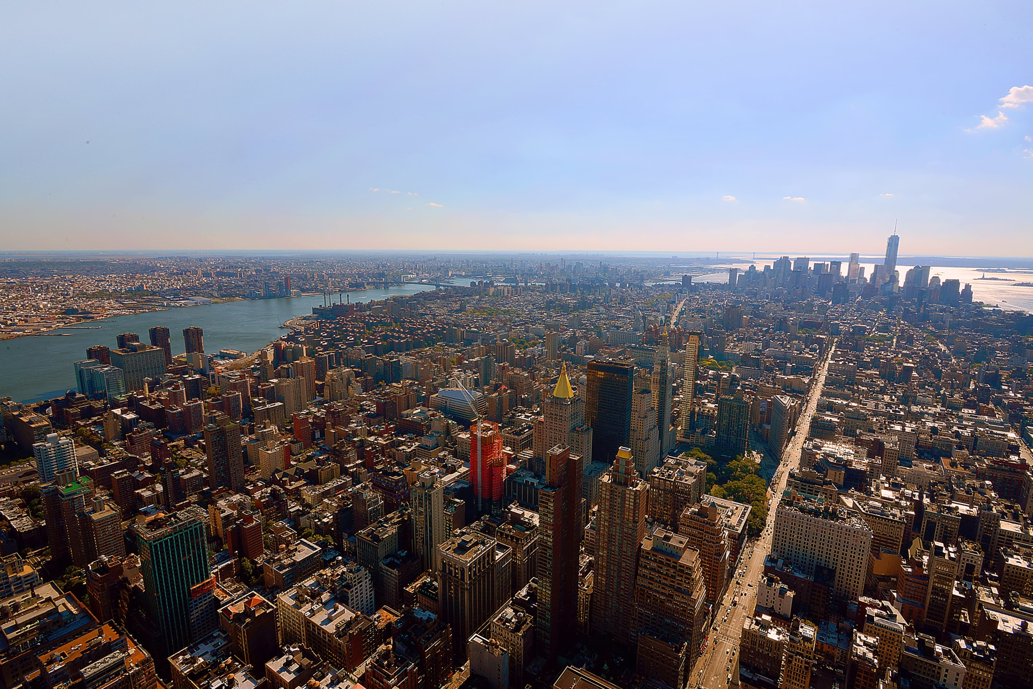 Empire State Observatory NYC by Nelson Sibulo