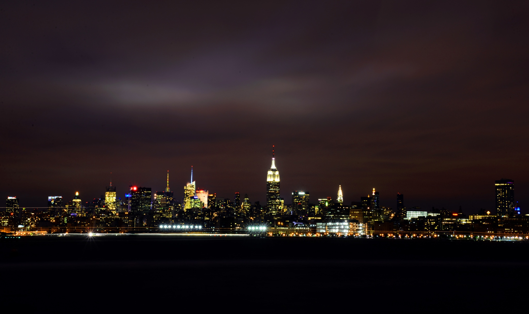 Manhattan by Nelson Sibulo