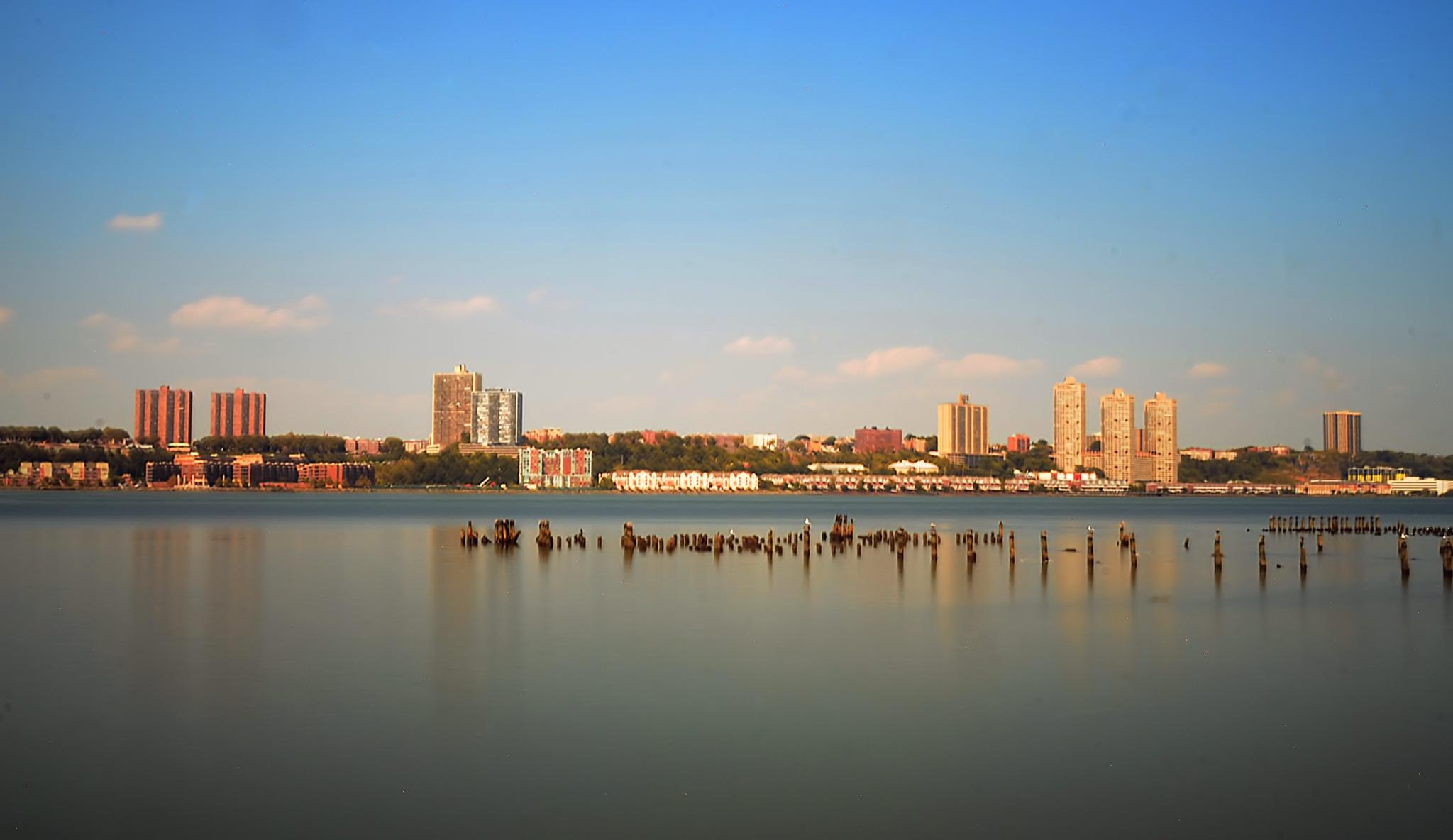 Riverside Park NY by Nelson Sibulo
