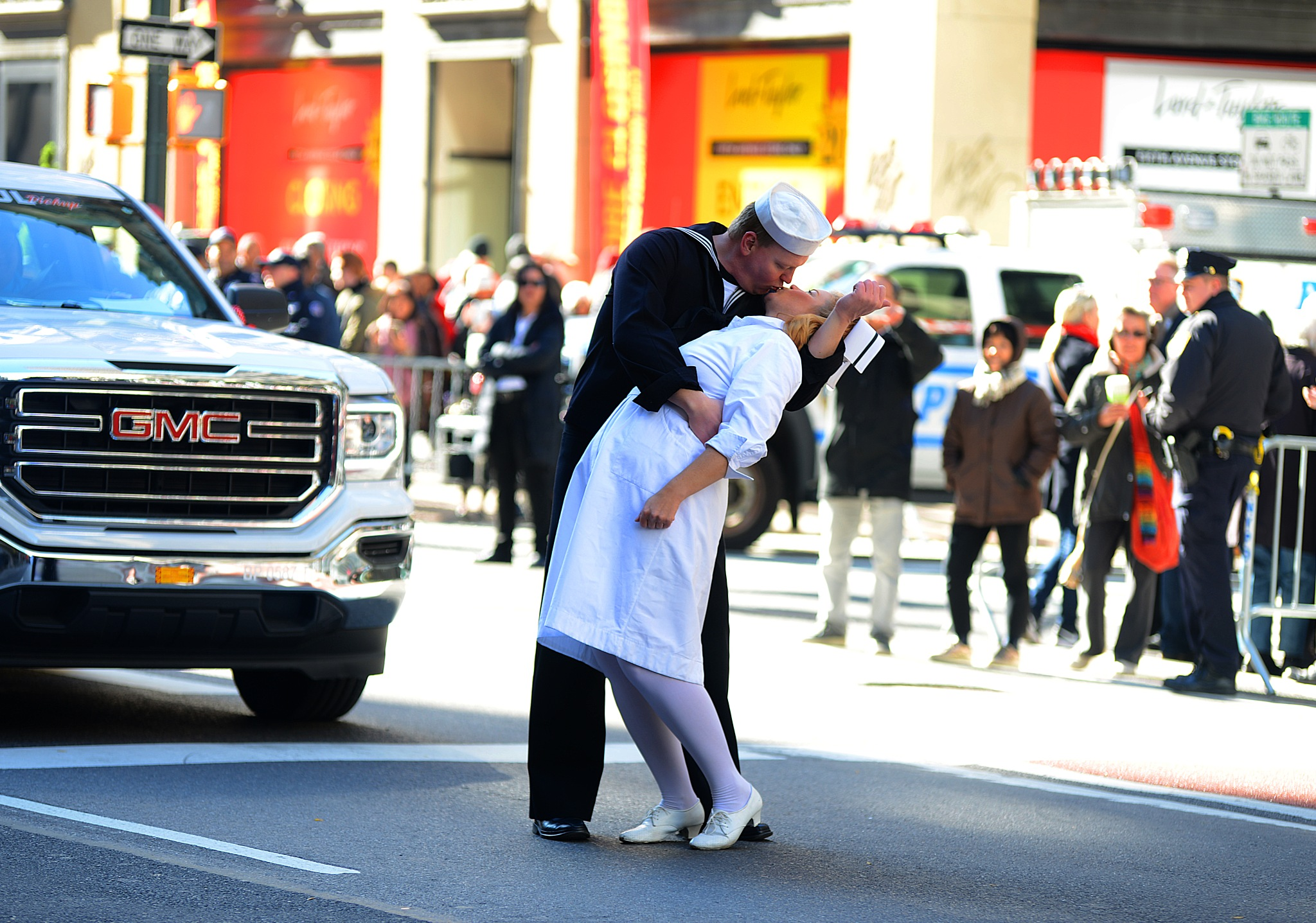 2018 Veterans Day Parade New York by Nelson Sibulo