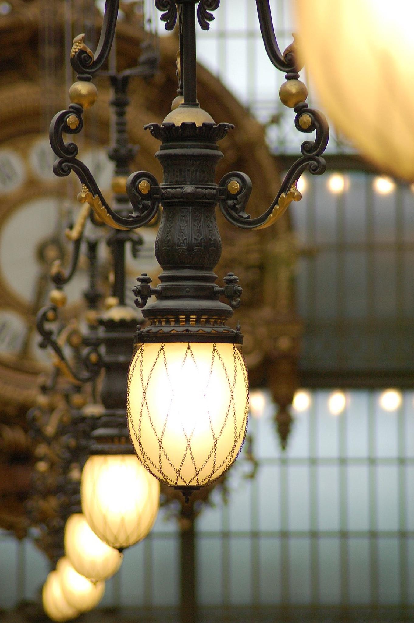 Museum D'Orsay by Del Lewicki