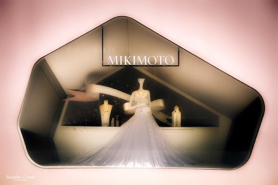 Mikimoto Window by Nick Cronin