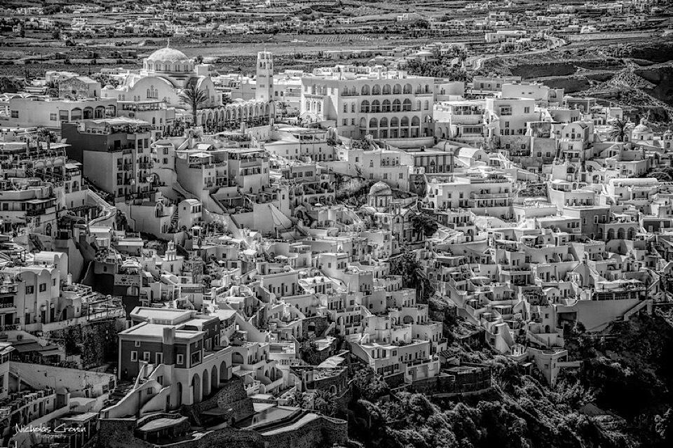Santorini  by Nick Cronin