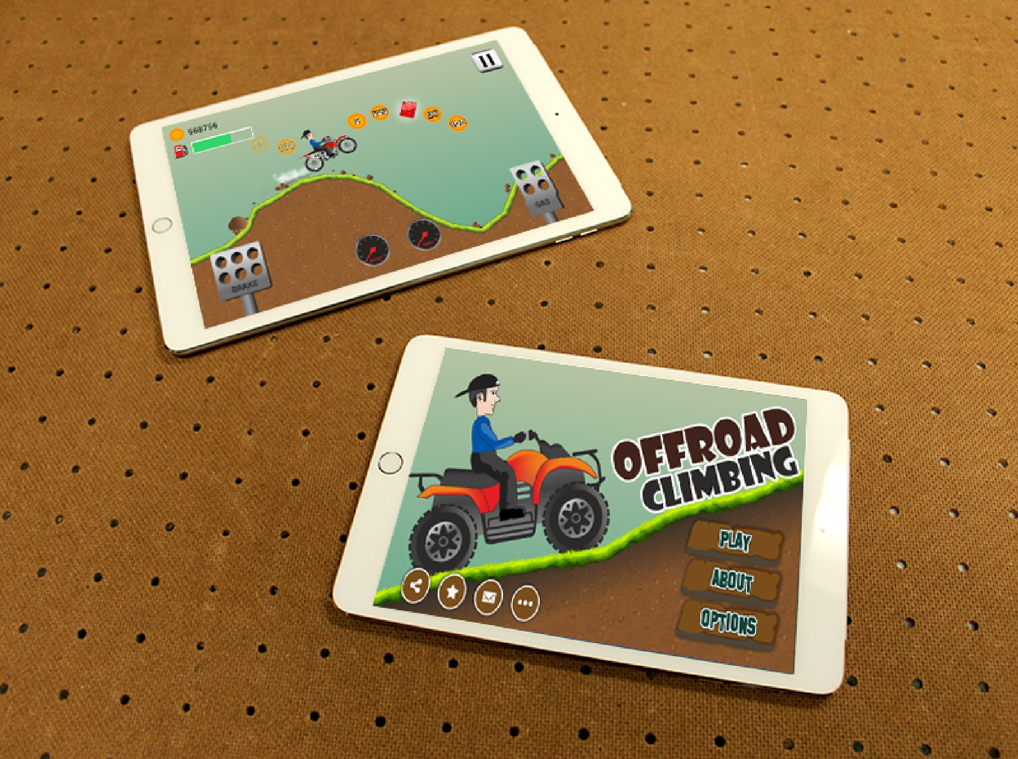 Play Online Climbing Hill Racing Games by Radhikapandey