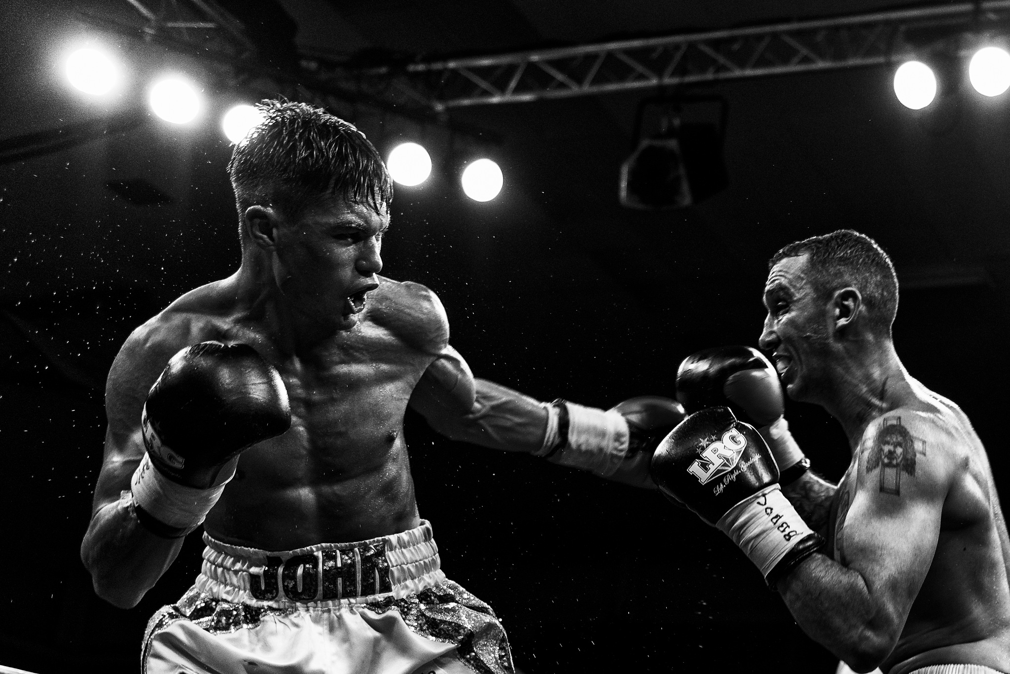 MGM Championship BOxing by KevinLeadbetter