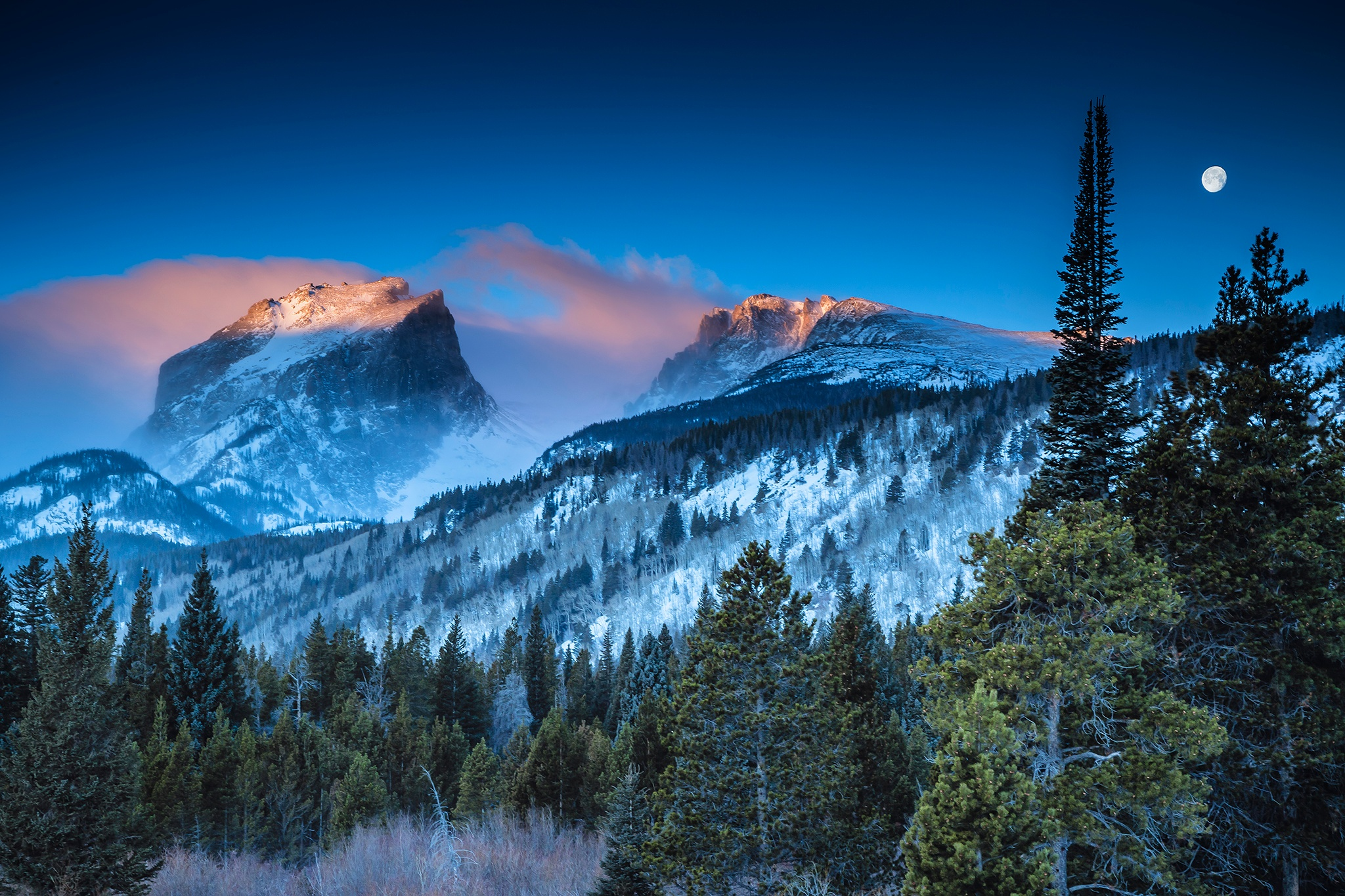 Sublimation at Sunrise by Richard Hahn
