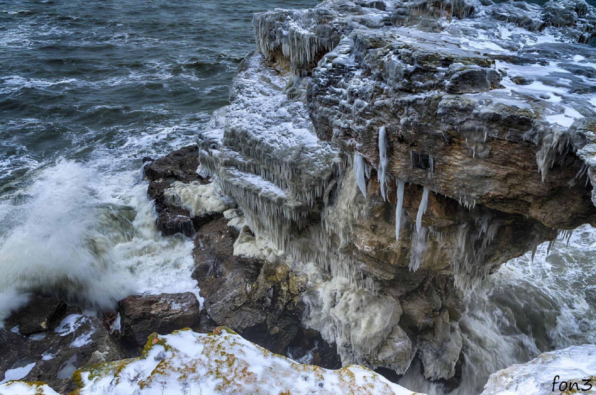 winter Sea by elenatrifonova10