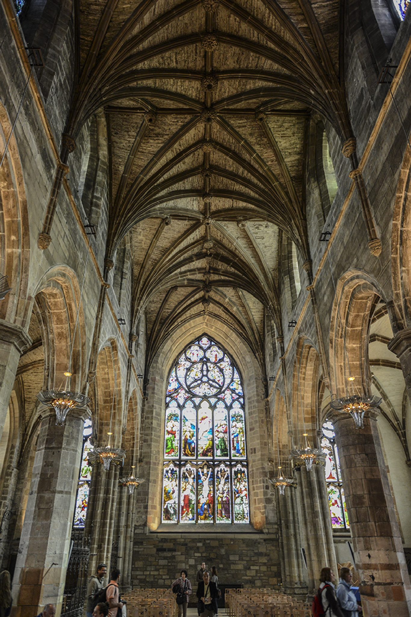 St. Giles by Fotoguy