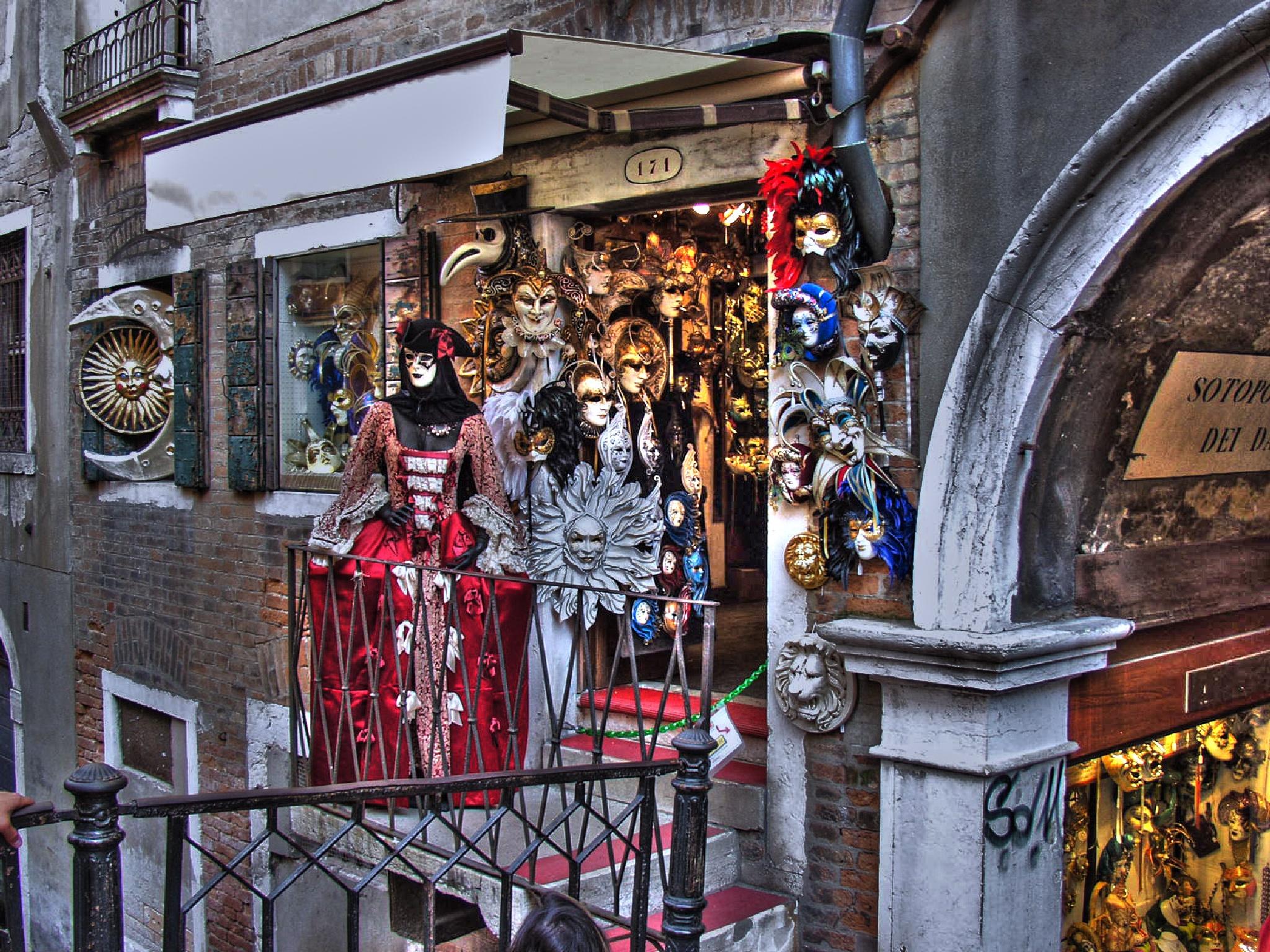Venice by Fotoguy
