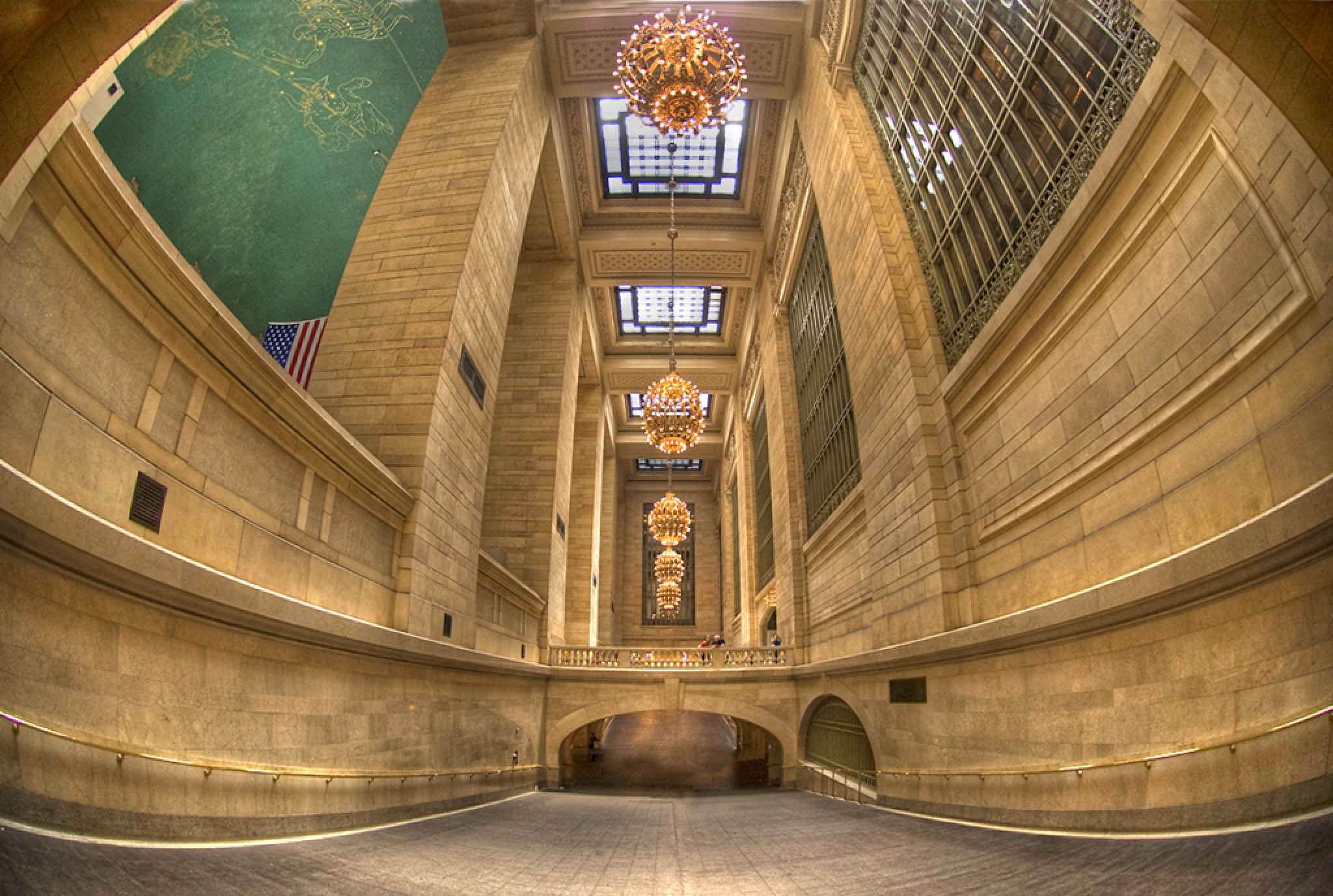 Grand Central Terminus by Fotoguy
