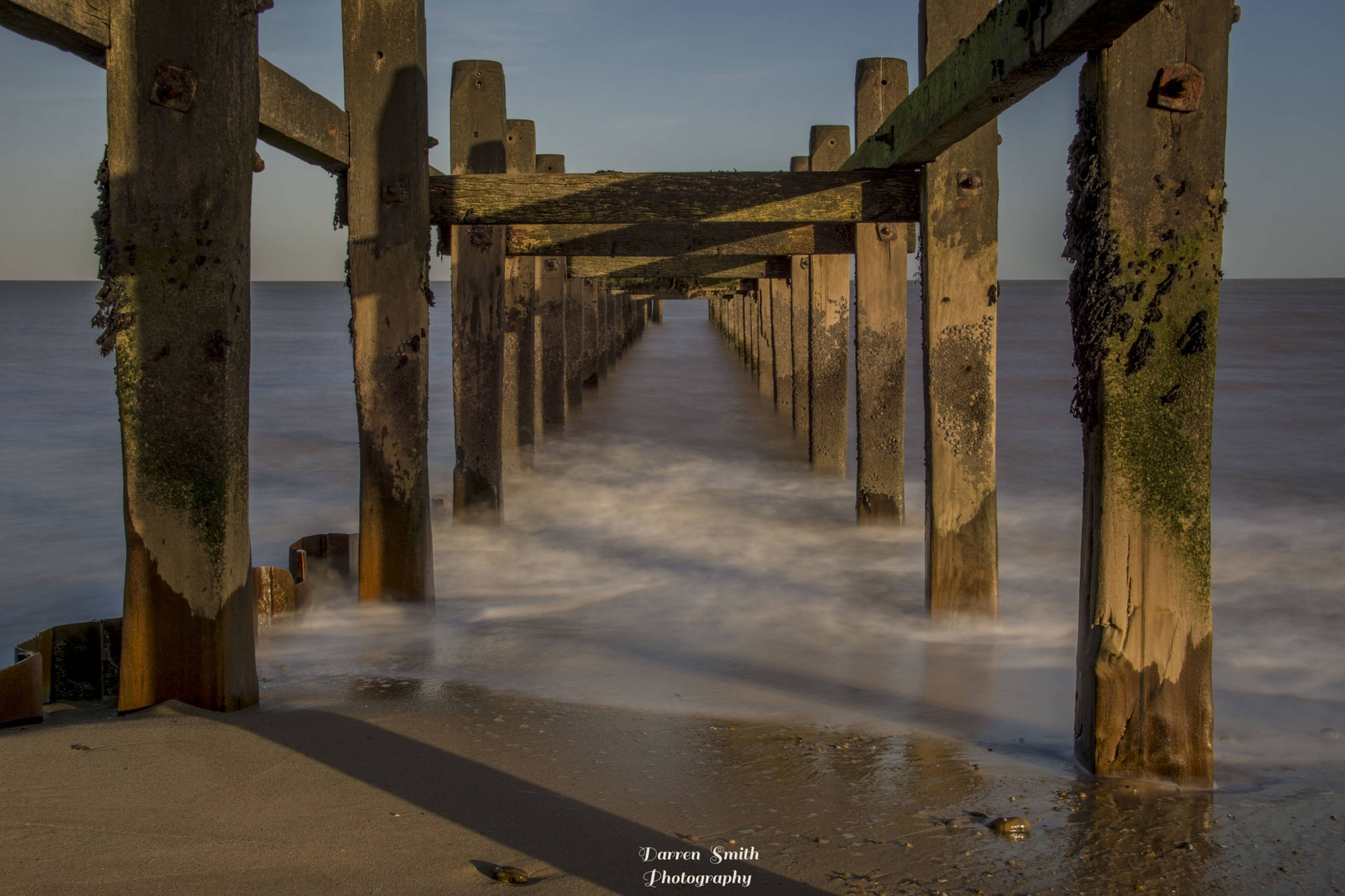 Corton Beach by Darren Smith