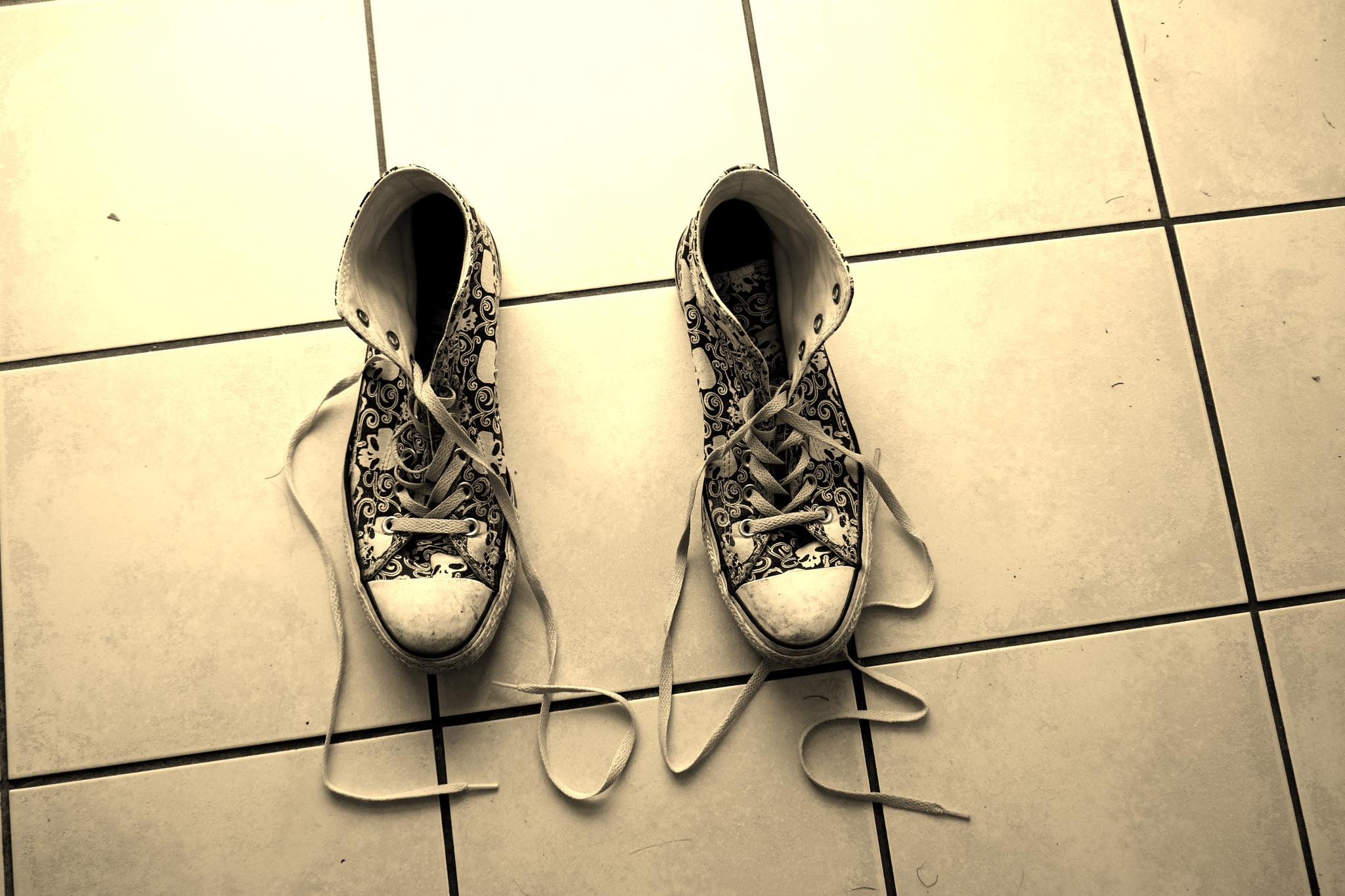 Shoes in love by FoTorsten