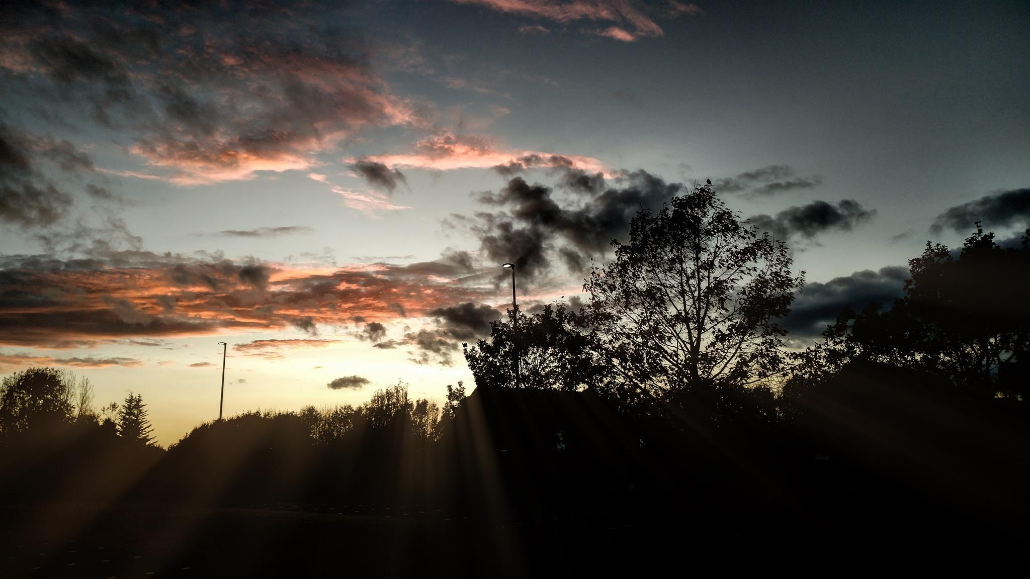 Sunset by FoTorsten