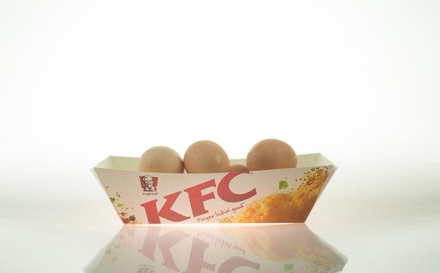 KFC by Steve Brammall