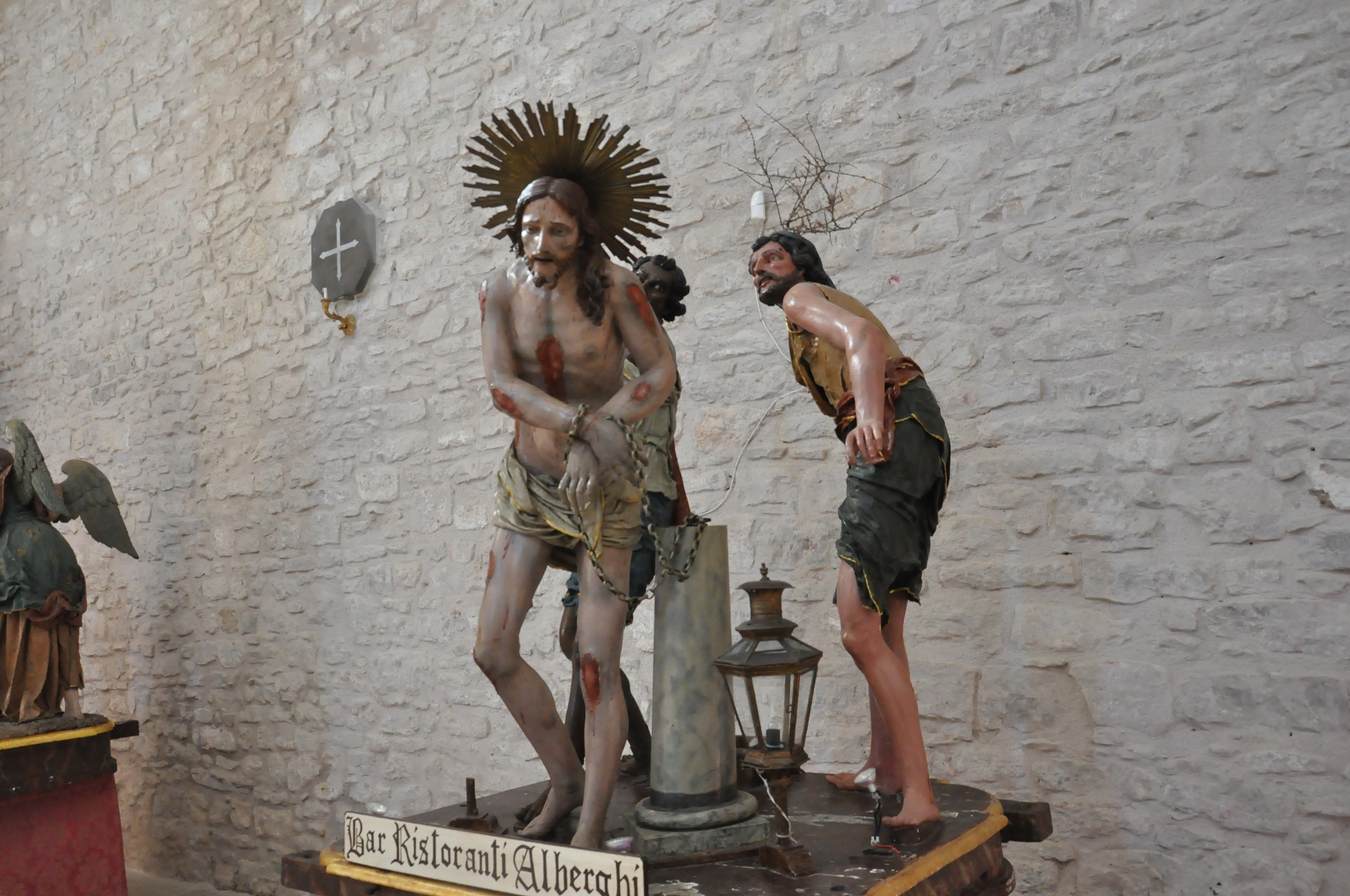 Via Crucis ad Erice by arieyke