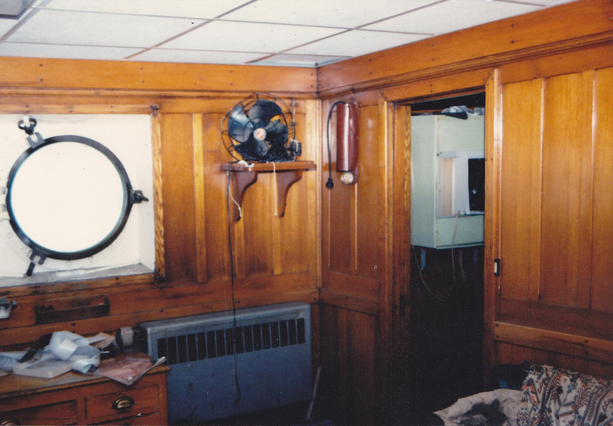 MORE CAPTAINS QUARTERS by M. Wryter