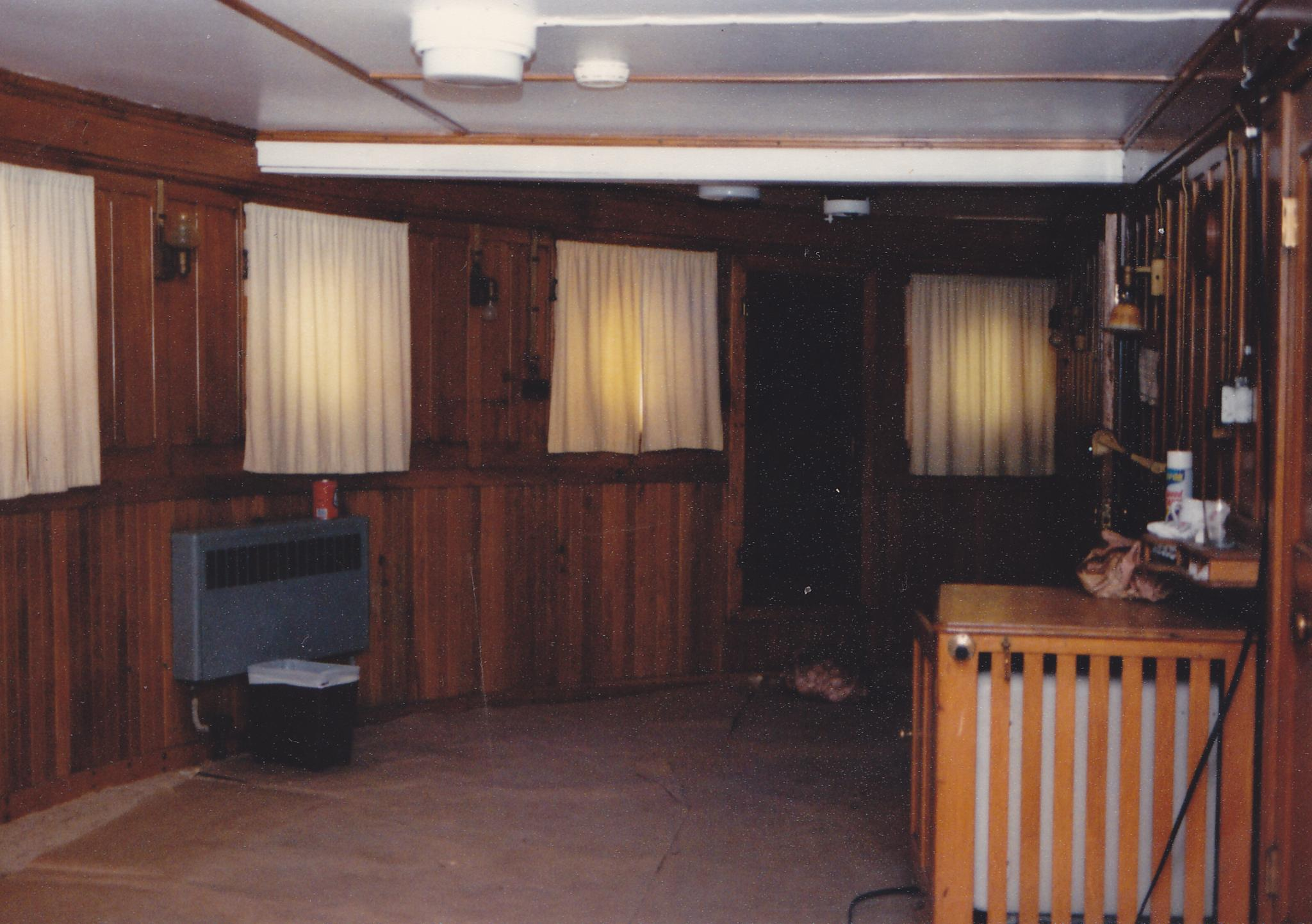 ANOTHER VIEW OF THE LOUNGE by M. Wryter
