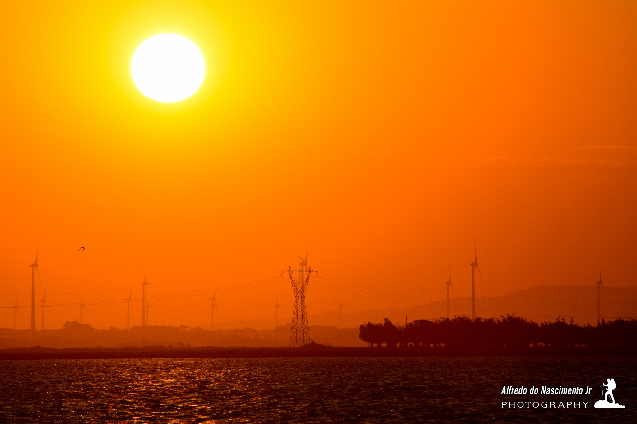 Sunset by Alfredo Nascimento Junior