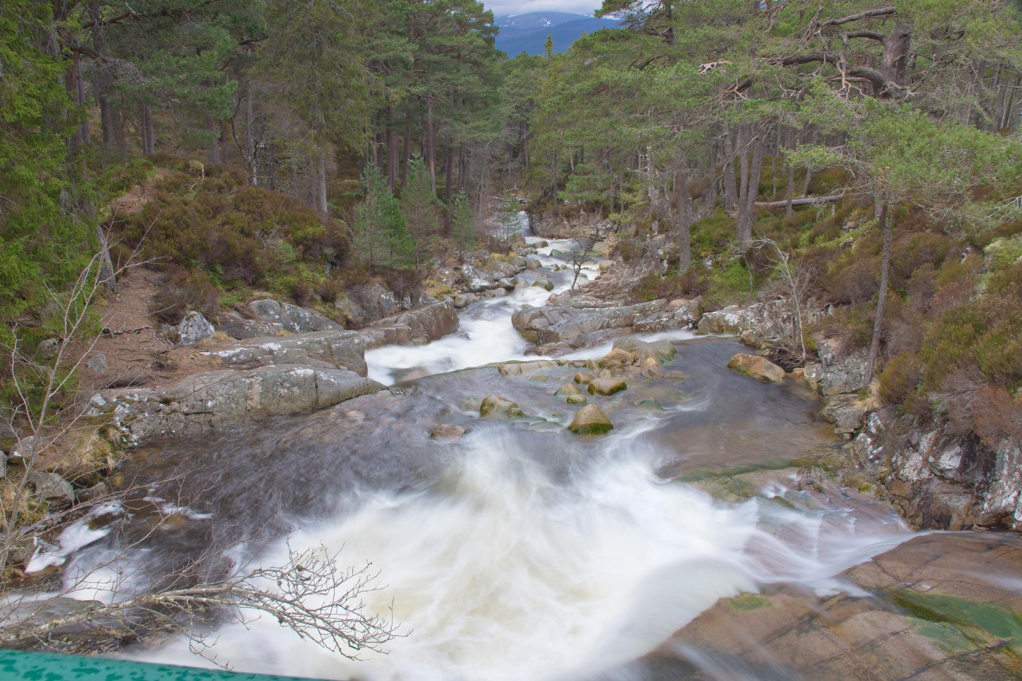 Falls In The Highlands by steve_whitmarsh