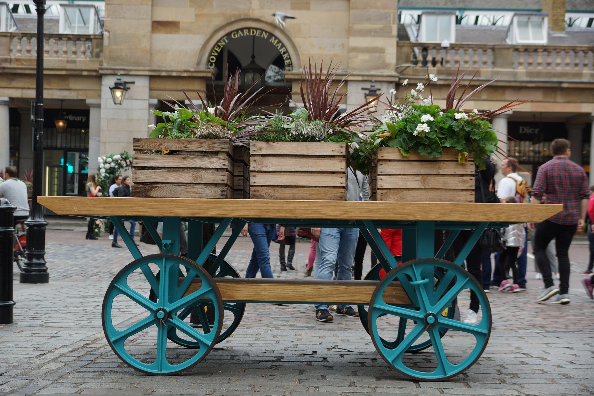 Covent Garden Cart by steve_whitmarsh