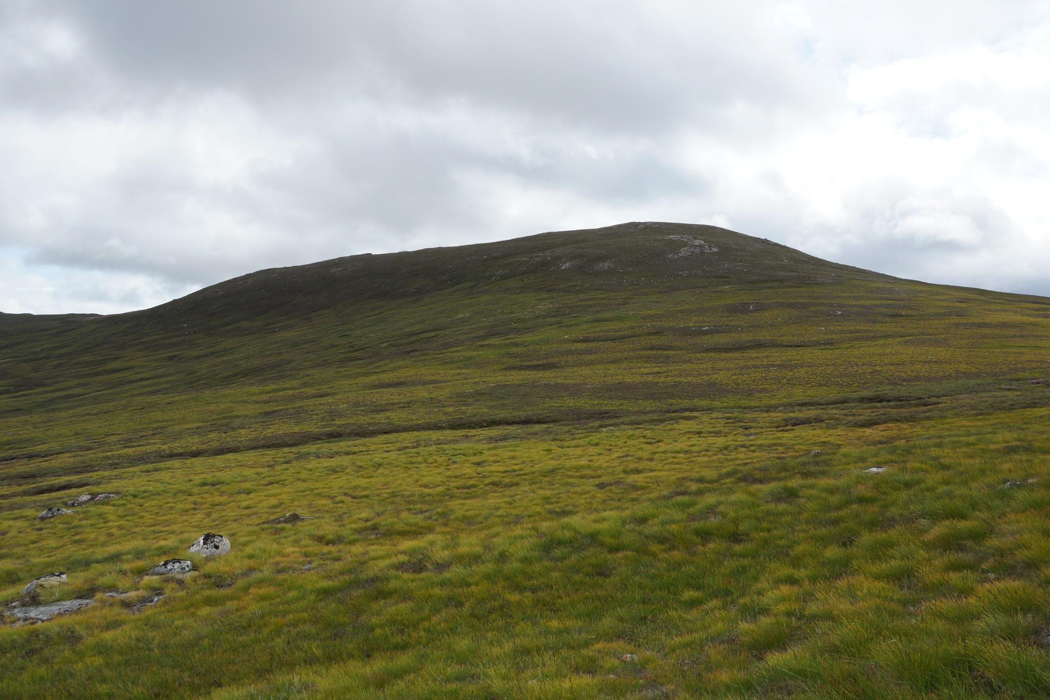 Summit of Sgor Mor by steve_whitmarsh
