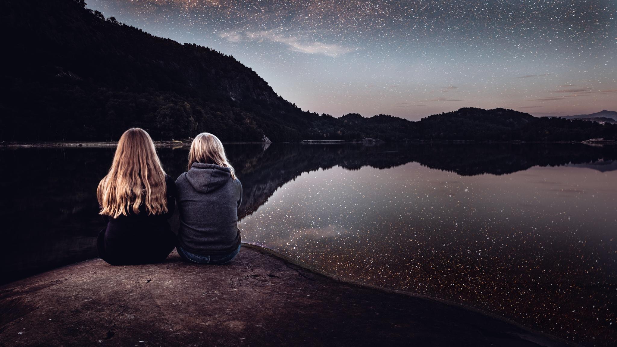 my star my friend by Jakob Sigurðarson