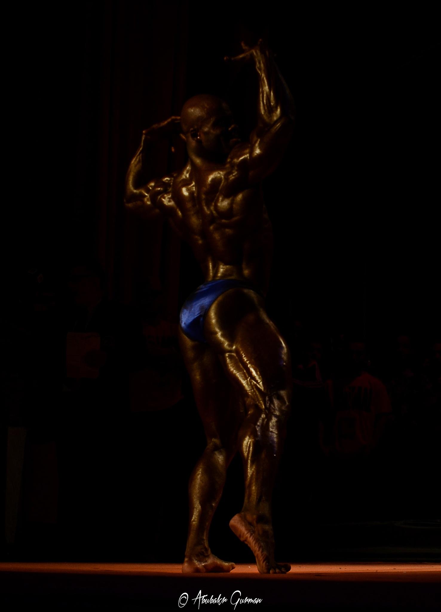 Bodybuilding  by Abubakr Gurman
