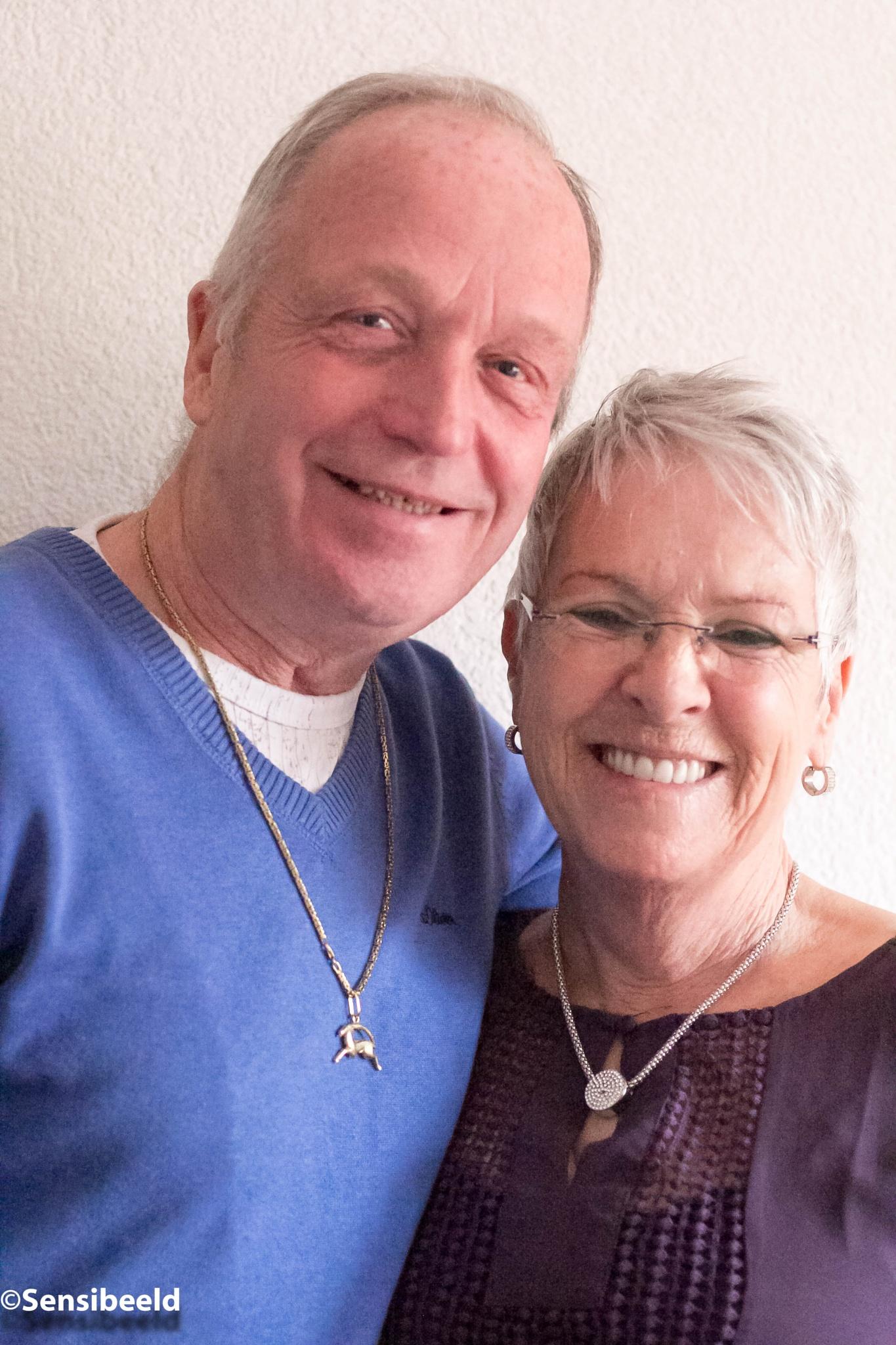 Mijn ouders  by Natasja Lieftink