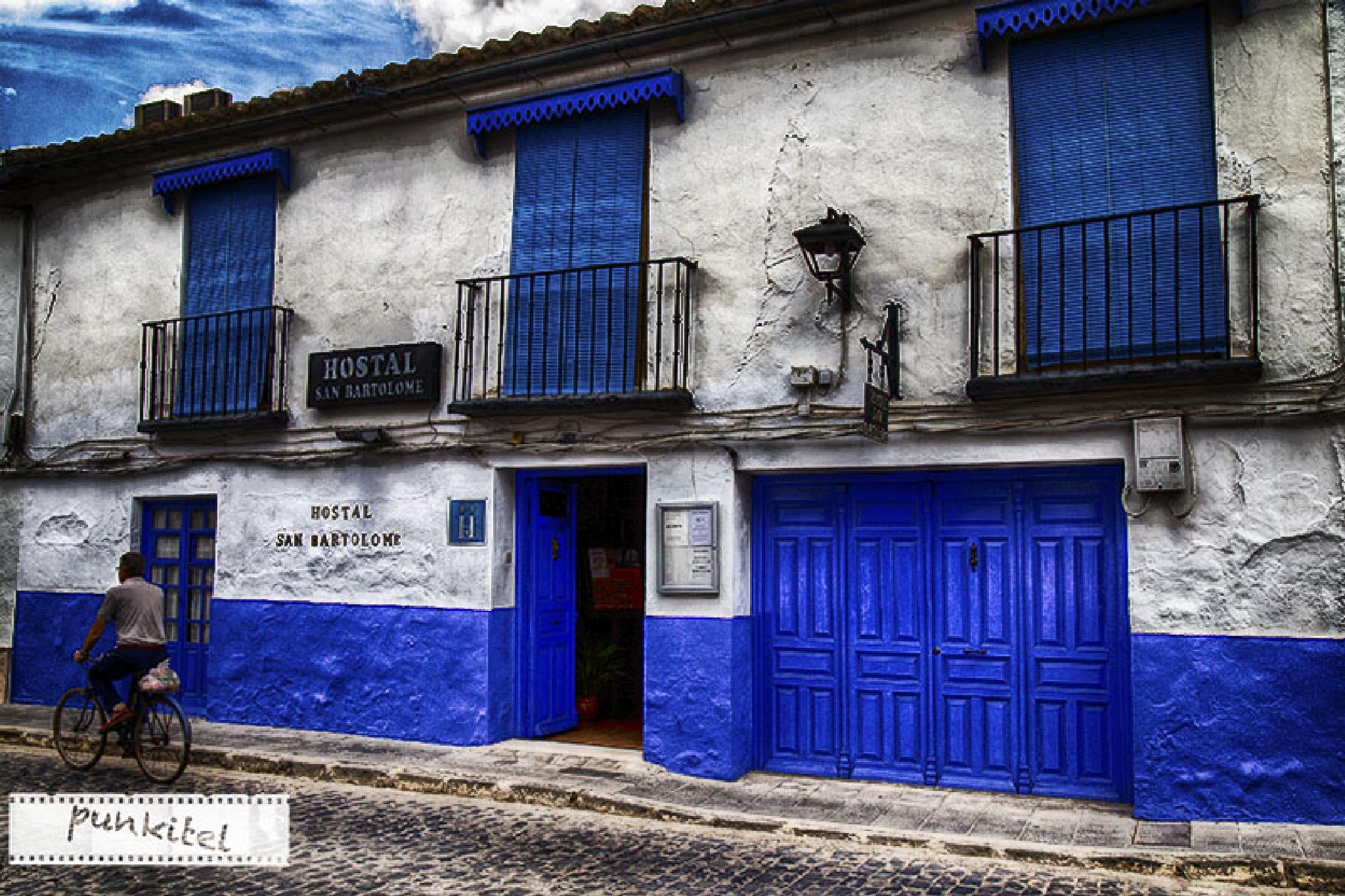 In a village of La Mancha by punkitel