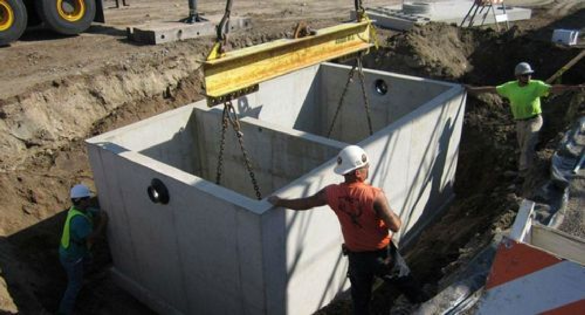 Grease Traps / Separators Installations by Allied / All-City Inc