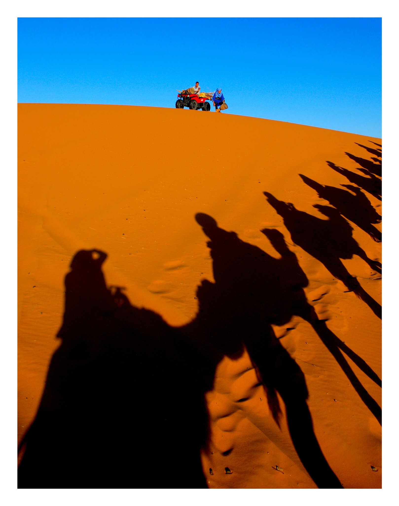 From the desert by AbdelAzim Altaghloby