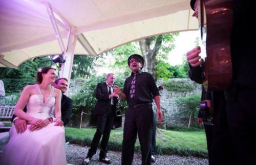 Rome Wedding Band by Rome Wedding Team