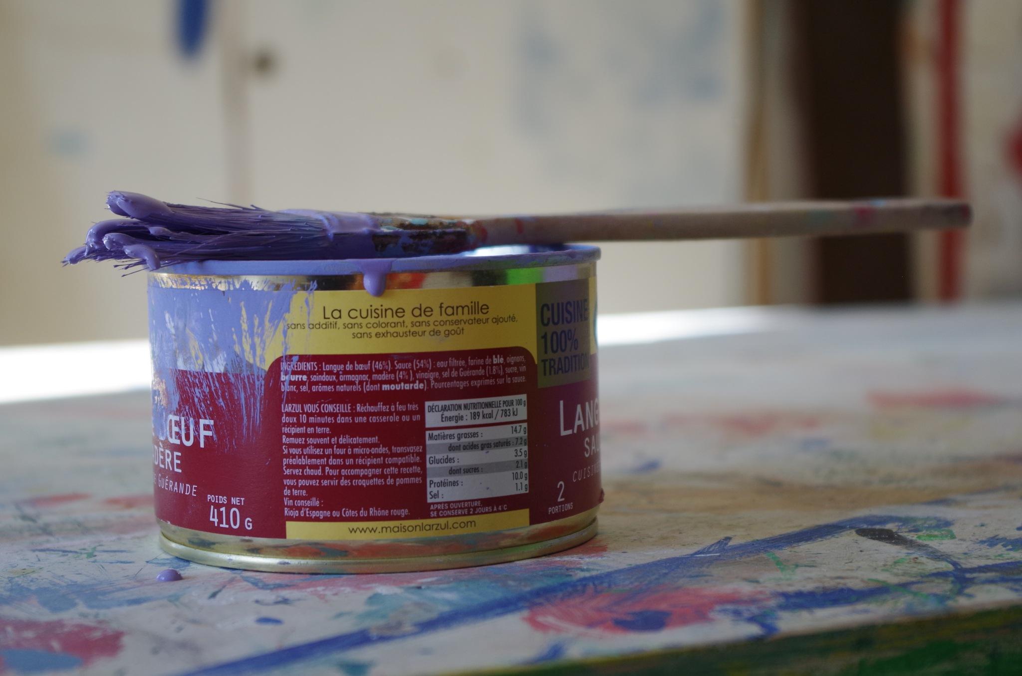 Peinture l outils en main by Plume photo