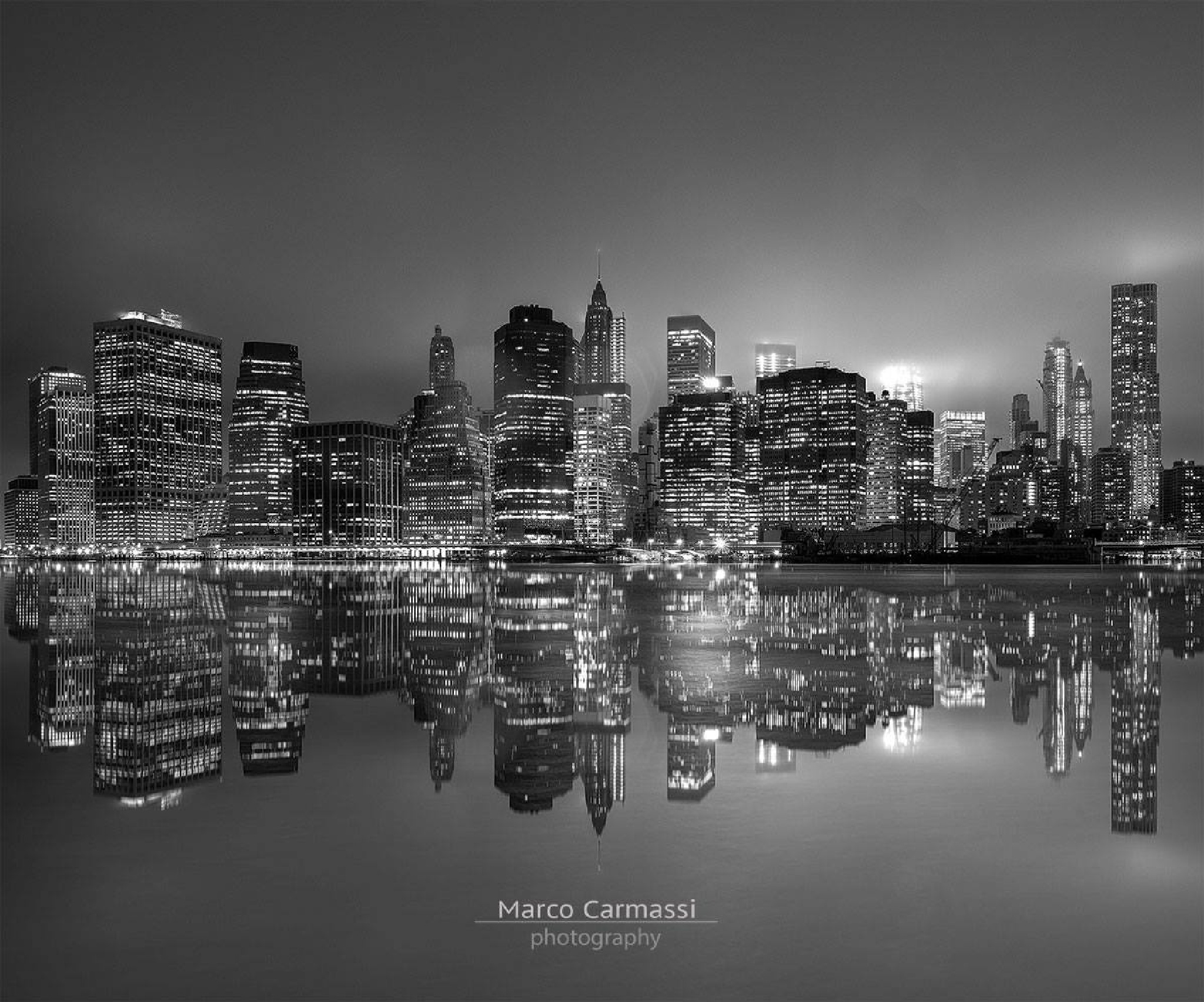 Manhattan,NY by marco_carmassi